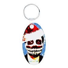 Monster Christmas Keychains