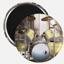 Big Drum Set Magnet
