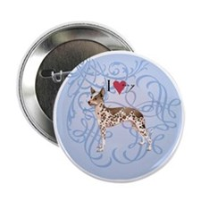 "orchid-charm2 2.25"" Button"