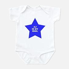 AJ Is My Idol Infant Bodysuit