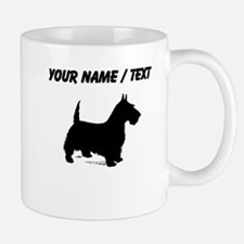 Custom Scottish Terrier Mugs