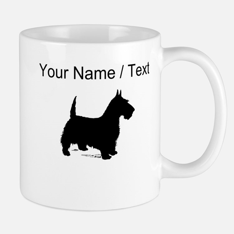 Custom Scottish Terrier Mugs