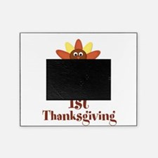First Thanksgiving Turkey Picture Frame