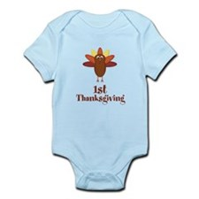 First Thanksgiving Turkey Body Suit