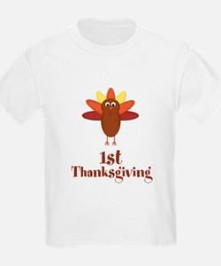 First Thanksgiving Turkey T-Shirt