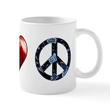 peace love spn mirror2 Mug