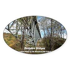 Berkshire Bridges Cover Decal