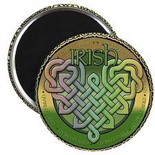 St__Pat_-_irish-celtic-knot-heart Magnet