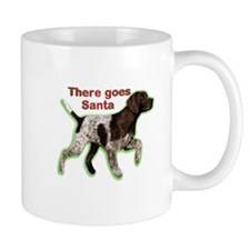 Pointer dog holiday Mug