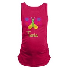 Tania-the-butterfly Maternity Tank Top