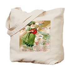 apparel-vintage-valentine03 Tote Bag