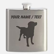 Custom Labrador Retriever Flask