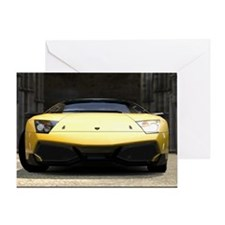 Lambo_kalender Greeting Card