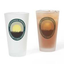 june11_end_ethanol Drinking Glass