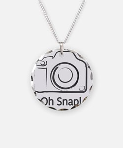 Oh Snap Photography Necklace