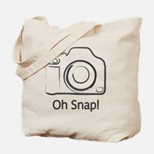 Oh Snap Photography Tote Bag