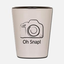 Oh Snap Photography Shot Glass
