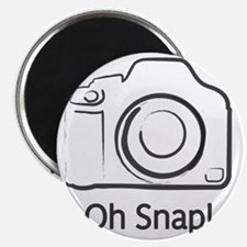 Oh Snap Photography Magnet