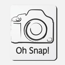Oh Snap Photography Mousepad