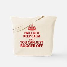 kcred Tote Bag