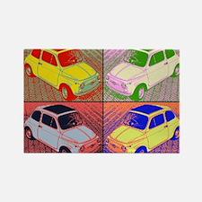 Fiat_Tile Rectangle Magnet