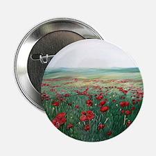 "poppy poppies art 2.25"" Button (10 pack)"