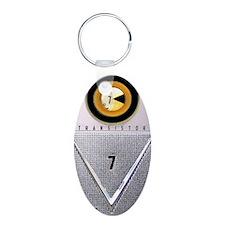 transistor_441_iphone_case Keychains