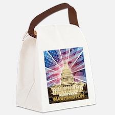 philperkins_washington_landscape Canvas Lunch Bag