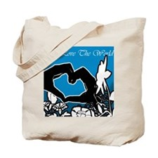 the-world.gif Tote Bag