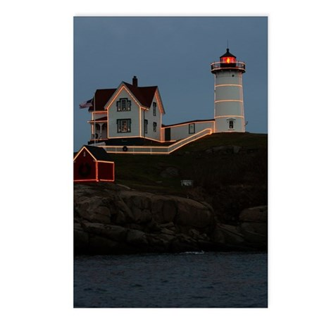 Nubble light keychain Postcards (Package of 8)