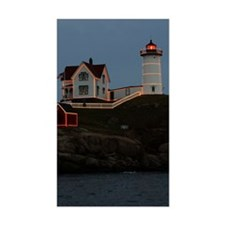 Nubble light keychain Decal