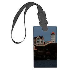 Nubble light keychain Luggage Tag