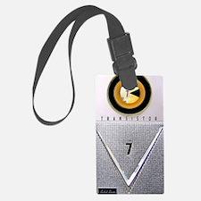 transistor_iPod Luggage Tag