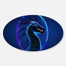 CalenderHorned Black Dragon Decal