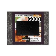 octoberpetcalendar11x9 Picture Frame