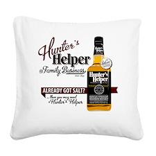 Hunters Helper 2012-1 Square Canvas Pillow