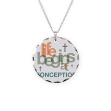 oct_life_conception Necklace