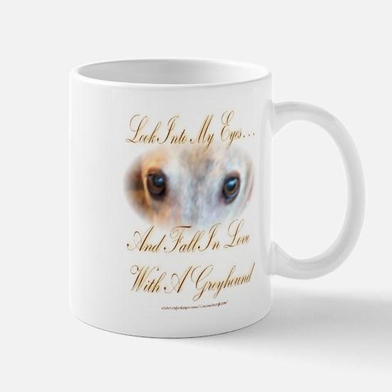 Look Into My Eyes Small Mug