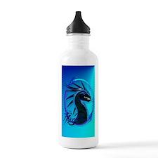 iPod TouchHorned Black Water Bottle