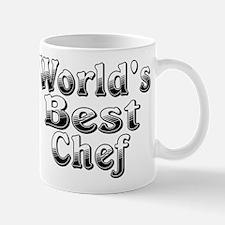 WORLDS BEST Chef Mug