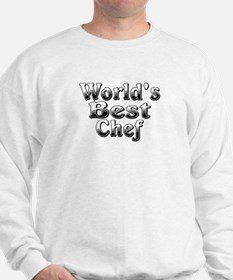 WORLDS BEST Chef Sweatshirt