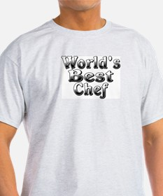 WORLDS BEST Chef T-Shirt