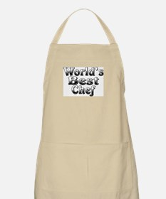 WORLDS BEST Chef BBQ Apron