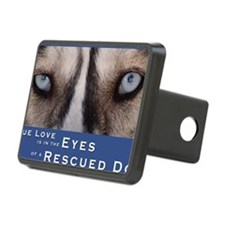 mouse-pad Hitch Cover
