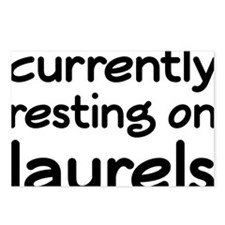 laurels3 Postcards (Package of 8)