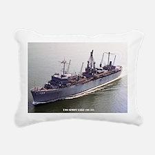 slake lare framed print Rectangular Canvas Pillow