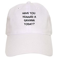 Hugged a Savana Baseball Cap
