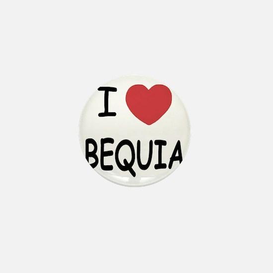 BEQUIA Mini Button