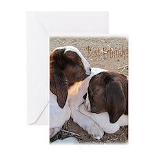 Best Friends! Greeting Card