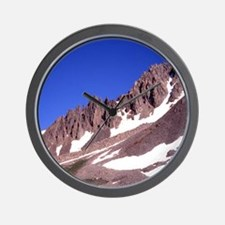 Mt Sneffels Climb-4 Wall Clock